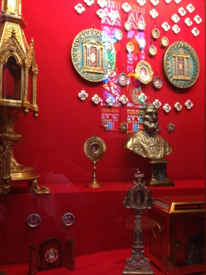 relics of the saints